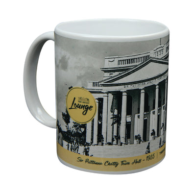 Sir Puttanna Chetty Town Hall Coffee Mug