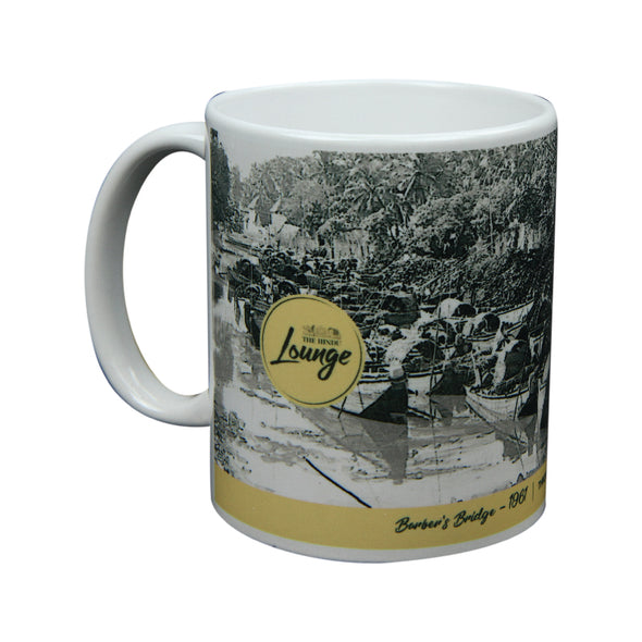 Mount Road Coffee Mug