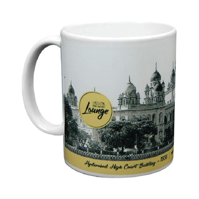 Hyderabad High Court Building Coffee Mug