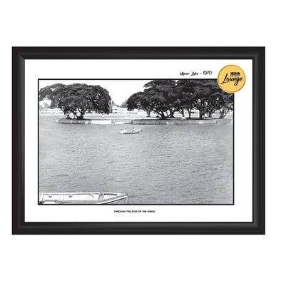 Ulsoor Lake Photo Frame