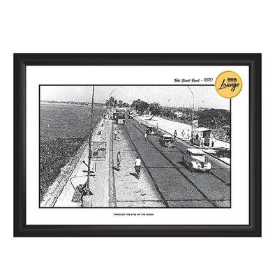 Tank Bund Road Photo Frame