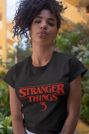 Stranger Things 3 Тениска