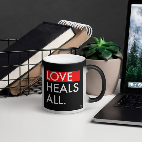 Love Heals All Coffee Mug