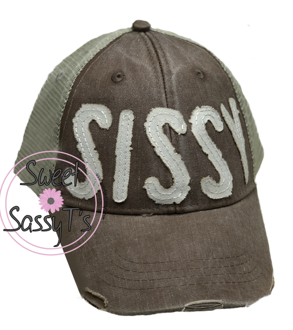 837730e94 Custom Distressed Dad Hats | Mother Trucker Style Hats - Hat