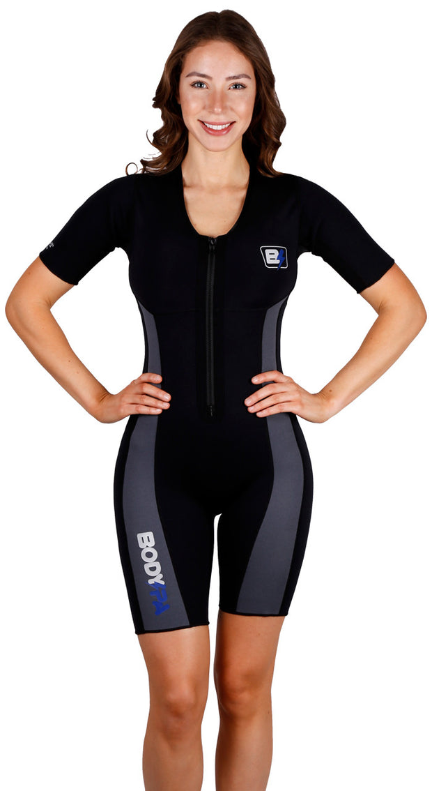 Body Spa woman sweat suit for weight loss and Eco Friendly 1