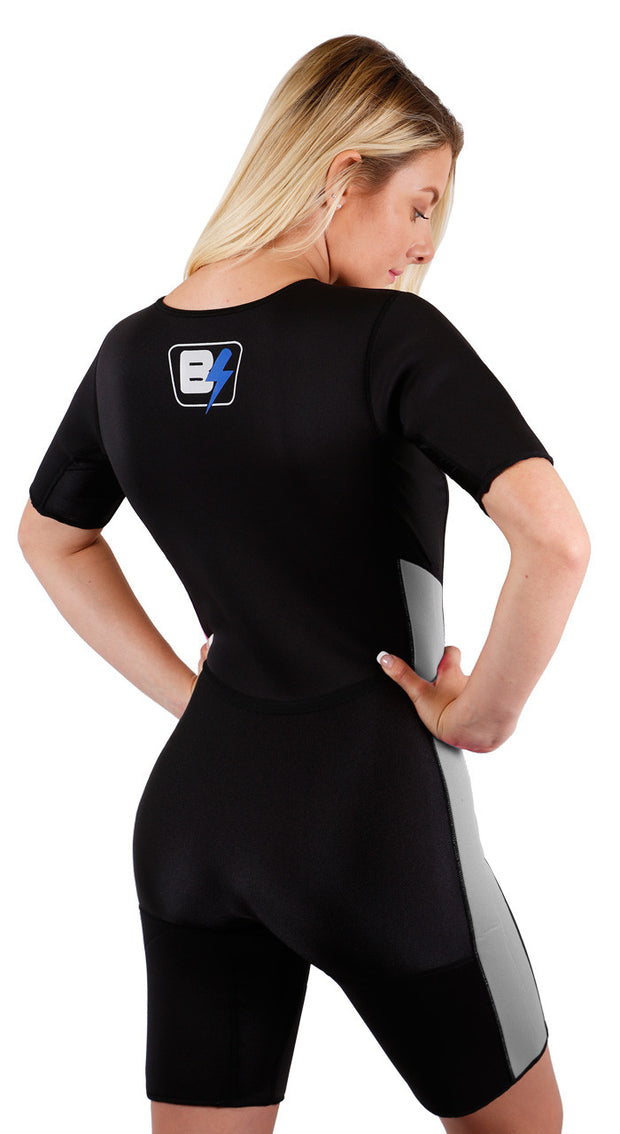Body Spa Woman Sauna Suit for working out and weight loss BEST SELLER 1