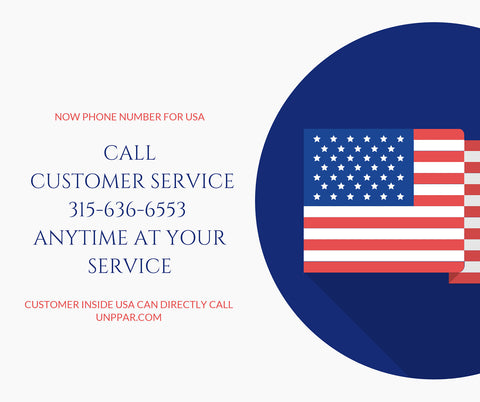 unppar.com New number for USA only, Make a call now on 315-636-6553