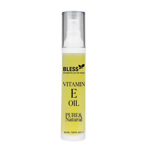 BLESS Pure Vitamin E oil 50 ml -350919511877 - unppar.com