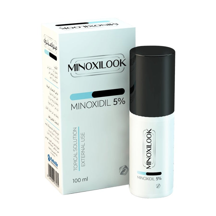 Minoxidil 5% Anti-Hair Loss Spray Hair Regrowth Treatment For Male And Female 100 ML