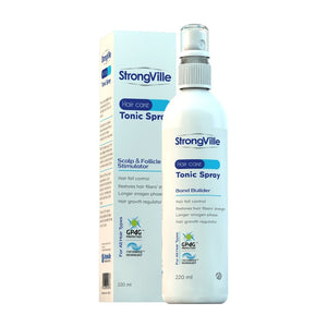 Strongville Tonic Spray Anti-Hair Loss 220 ML -350919511754 - unppar.com