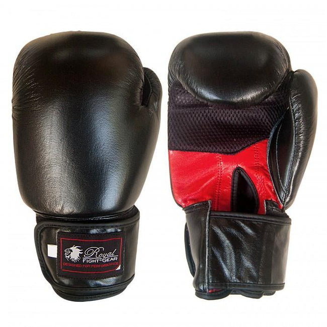 BOLD LOOK RFG V.1 LEATHER BOXING GLOVES-1