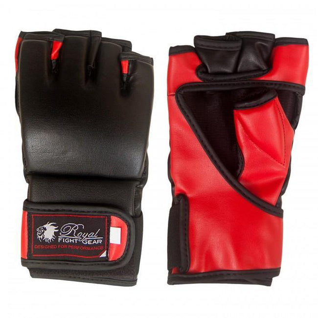 BOLD LOOK RFG MMA ARTIFICIAL LEATHER GLOVES-1