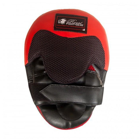 BOLD LOOK RFG ARTIFICIAL LEATHER CONTOURED FOCUS MITT-1