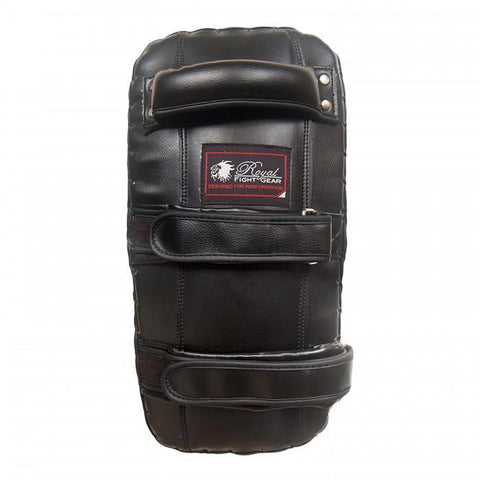 BOLD LOOK RFG ARTIFICIAL LEATHER THAI PAD-BLACK-1