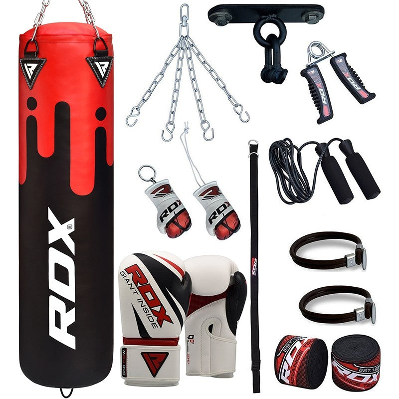 RDX F9 13 PC PUNCH BAG WITH GLOVES SET-1