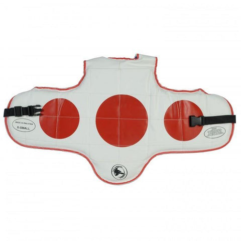 BOLD LOOK HOGU CHEST GUARDS-RED-1