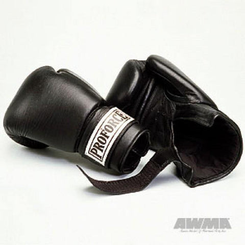 BOLD LOOK PROFORCE® ORIGINAL LEATHER BOXING GLOVES-1