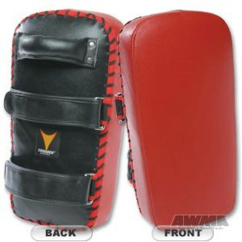BOLD LOOK PROFORCE® THUNDER LEATHER MUAY THAI ARM SHIELD-1