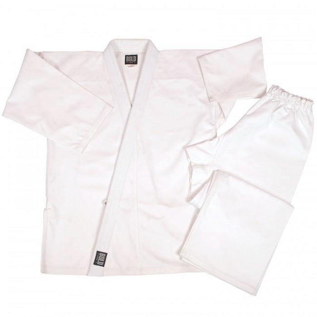 BOLD LOOK 12OZ HEAVYWEIGHT TRADITIONAL SETS-WHITE-1