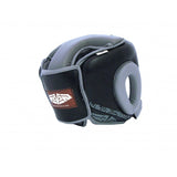 MACHO SEVEN OPEN FACE HEAD GEAR BLACK-3