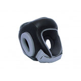 MACHO SEVEN OPEN FACE HEAD GEAR BLACK-2