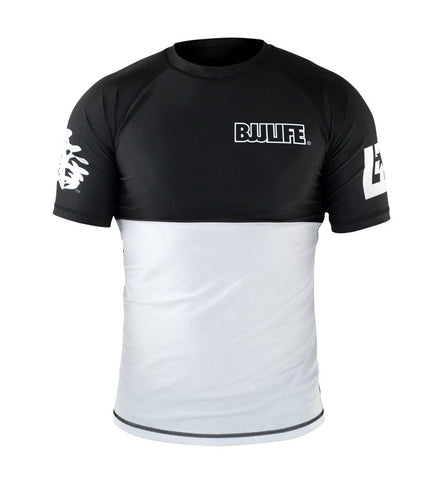 Combat Corner CompLite Ranked Rash Guard - White Belt