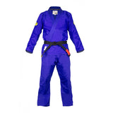 FUJI CLASSIC PERFORMANCE ADULT BJJ GI-Blue-1