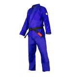FUJI CLASSIC PERFORMANCE ADULT BJJ GI-Blue-3
