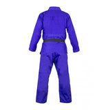 FUJI CLASSIC PERFORMANCE ADULT BJJ GI-Blue-2