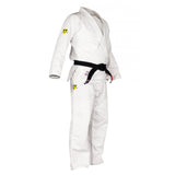 FUJI CLASSIC PERFORMANCE ADULT BJJ GI-White-4