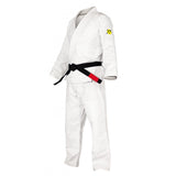 FUJI CLASSIC PERFORMANCE ADULT BJJ GI-White-3