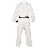 FUJI CLASSIC PERFORMANCE ADULT BJJ GI-White-2