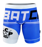 Combat Corner Supreme Vale Tudo Fight Shorts – BLUE-4