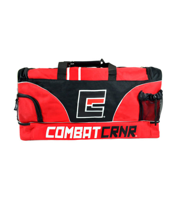 Combat Corner HWD Gym Bag Red-1