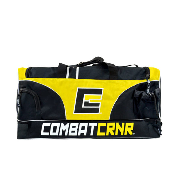 Combat Corner HWD Gym Bag Yellow-1