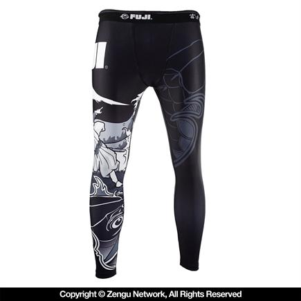 Fuji Sakana Grappling Tights-1