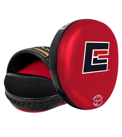 Combat Corner HMIT Air Punch Mitts Red