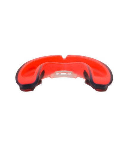 Combat Corner KRBON Pro Series Mouthguard with Case Red-1