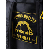 "MANTO-""VICTORY"" Backpack Black-10"