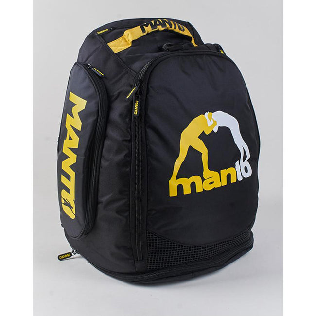 "MANTO-""VICTORY"" Backpack Black-1"