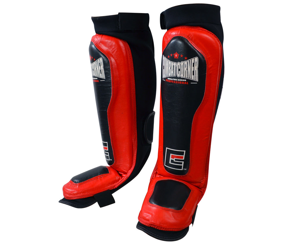 Combat Corner-MMA Shin Guards-1