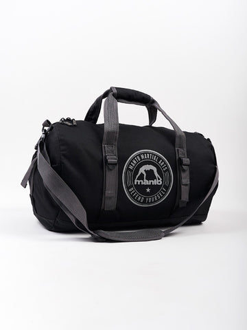 Manto-Compact Dufflebag Black-1