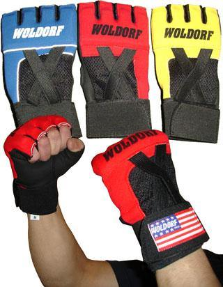 WOLDORF-Mesh Gel Gloves