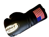 WOLDORF-jumbo boxing gloves-Black
