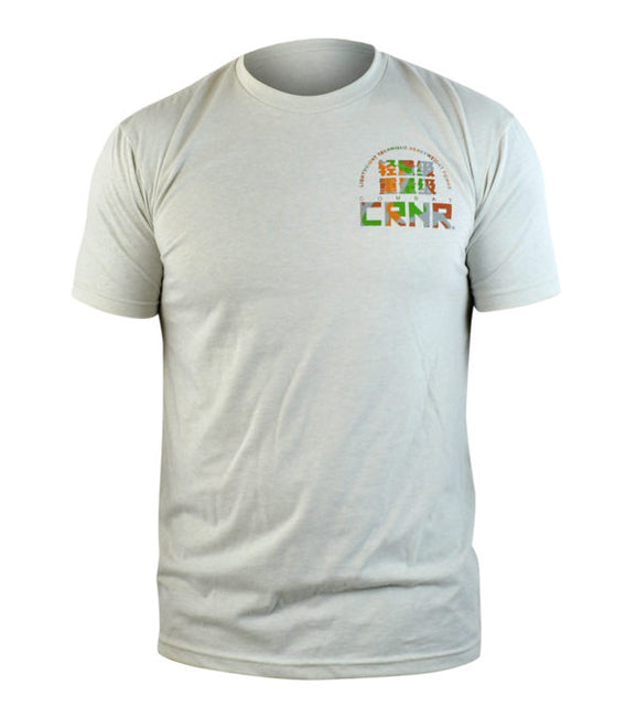 Combat Corner Tech Power T-Shirt Sand-1
