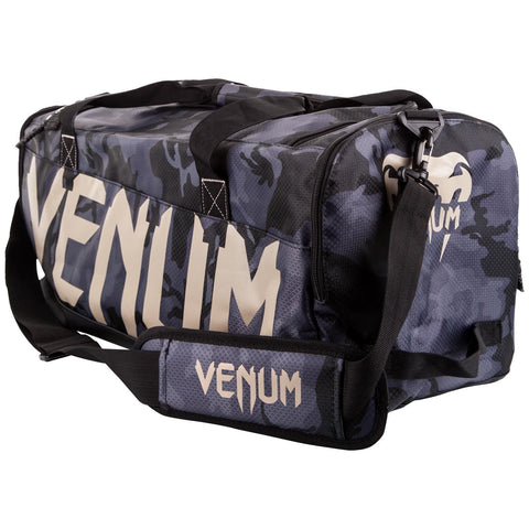 Venum-Sparring Sport Bag - Dark/Camo-1