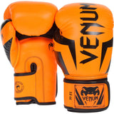 Venum-Elite Boxing Gloves-Orange-2