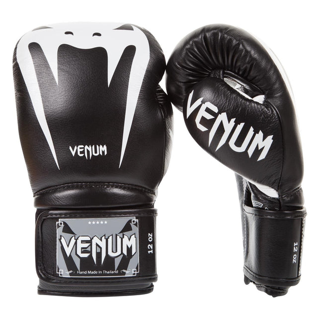 Venum-Giant 3.0 Boxing Gloves - Black-1
