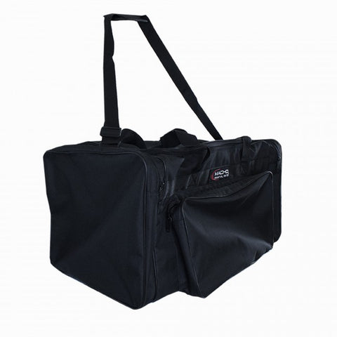 MACHO Black Sports Bag-1