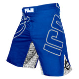 FUJI INVERTED BOARD SHORTS-Blue-1